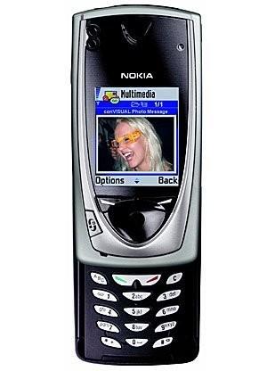 Фото Nokia 7650
