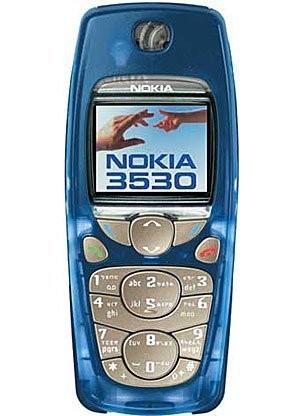 Фото Nokia 3530