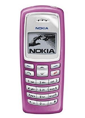 Фото Nokia 2100