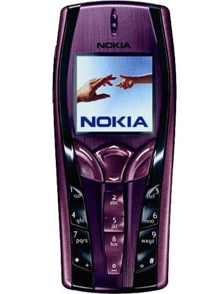 Фото Nokia 7250