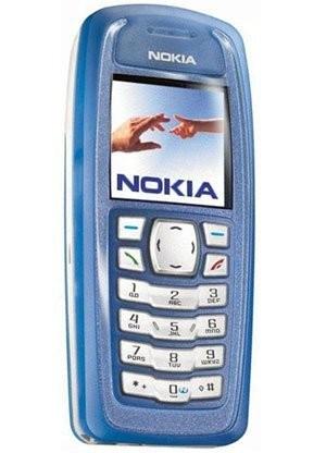 Фото Nokia 3100