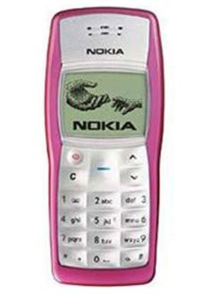 Фото Nokia 1100