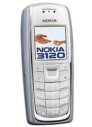 Фото Nokia 3120