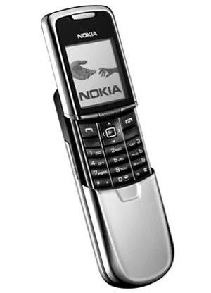 Фото Nokia 8801