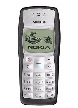 Фото Nokia 1101