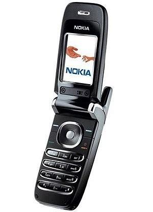 Фото Nokia 6060