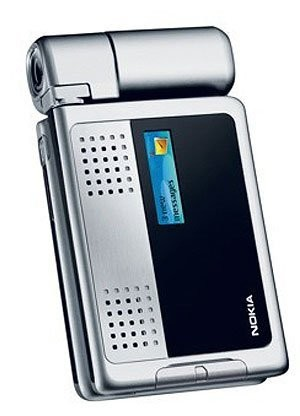 Фото Nokia N92