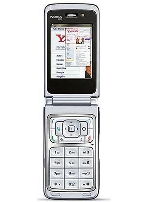 Фото Nokia N75