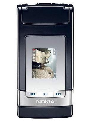 Фото Nokia N76