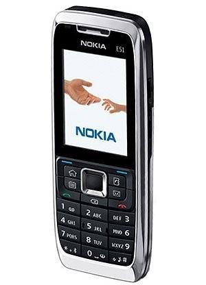 Фото Nokia E51