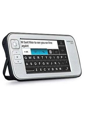 Фото Nokia N800