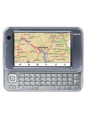 Фото Nokia N810