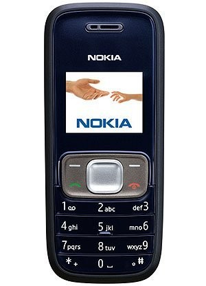 Фото Nokia 1209