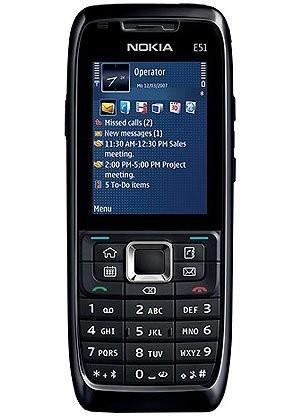 Фото Nokia E51 Camera-free