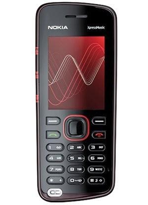 Фото Nokia 5220 XpressMusic