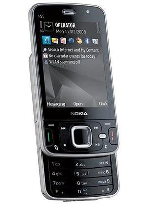 Фото Nokia N96