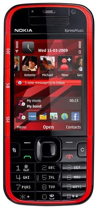 Фото Nokia 5730 XpressMusic