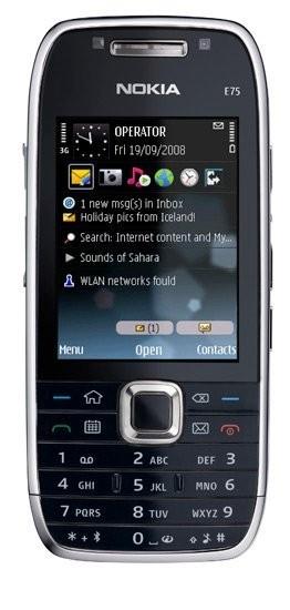 Фото Nokia E75