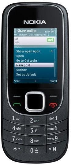 Фото Nokia 2320 classic