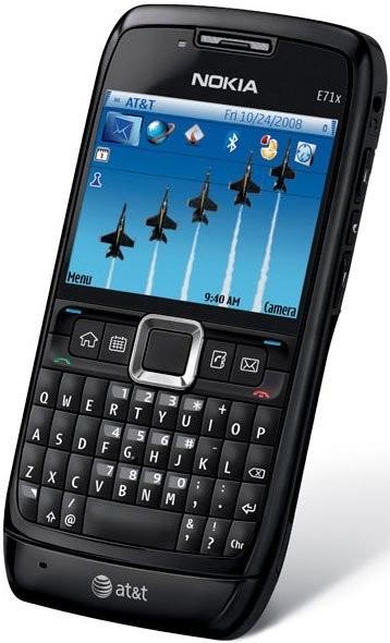 Фото Nokia E71x