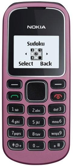 Фото Nokia 1280