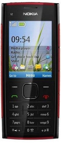 Фото Nokia X2-05