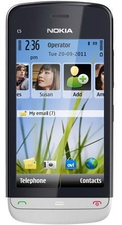Фото Nokia C5-05