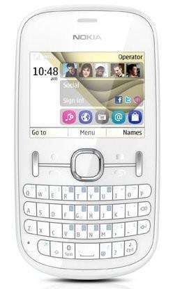 Фото Nokia Asha 200