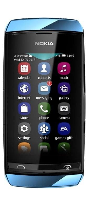 Фото Nokia Asha 305