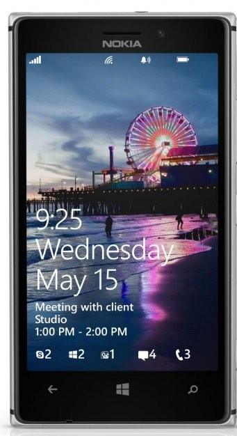 Фото Nokia Lumia 925