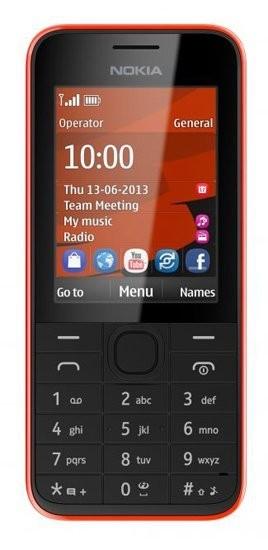 Фото Nokia 207