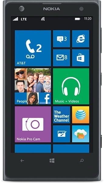 Фото Nokia Lumia 909