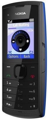 Фото Nokia X1-00