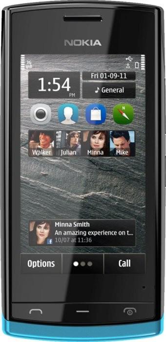 Фото Nokia 500