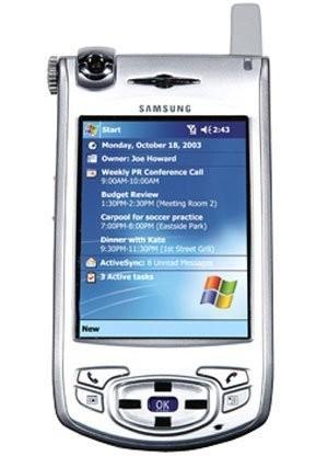 Фото Samsung i700