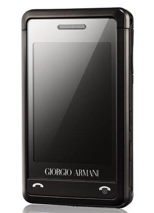 Фото Samsung P520 Armani