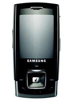 Фото Samsung E900