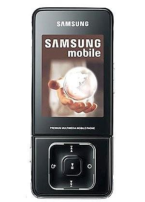 Фото Samsung F500