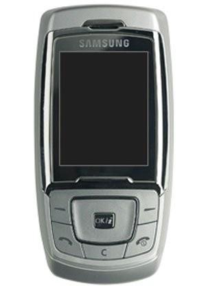 Фото Samsung E830