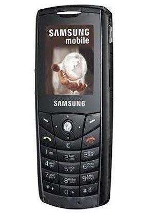 Фото Samsung E200