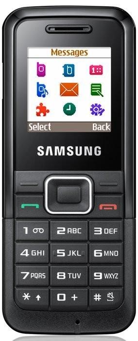 Фото Samsung E1070