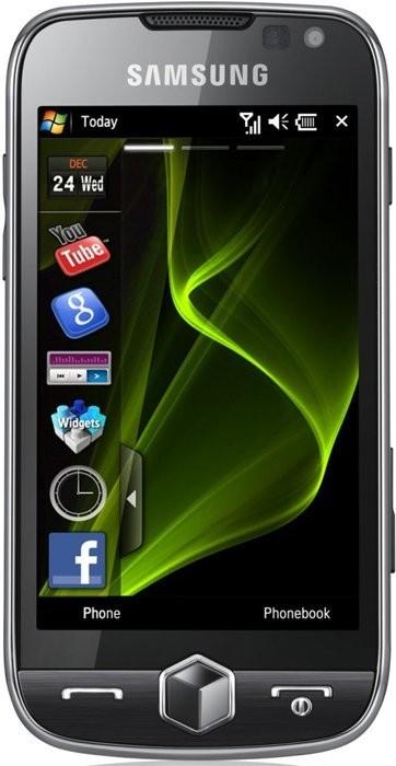 Фото Samsung I8000 Omnia II