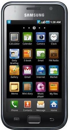 Фото Samsung I9000 Galaxy S