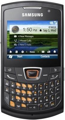 Фото Samsung B6520 Omnia Pro 5
