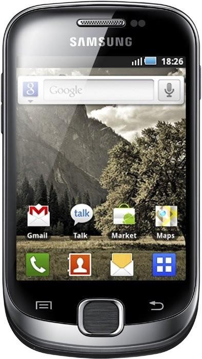 Фото Samsung S5670 Galaxy Fit