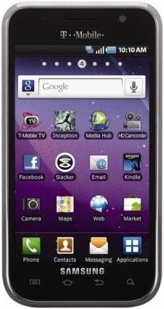 Фото Samsung Galaxy S 4G