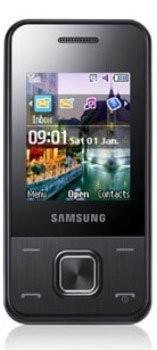 Фото Samsung E2330