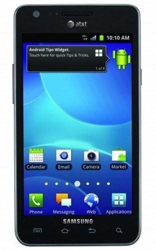 Фото Samsung Galaxy S II AT&T