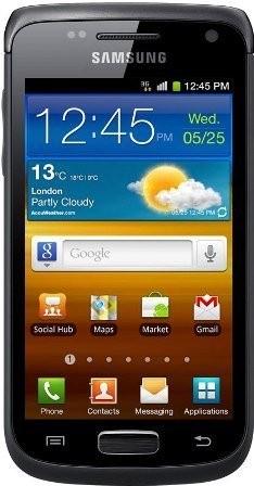 Фото Samsung I8150 Galaxy W