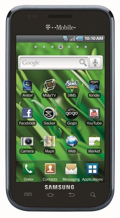 Фото Samsung Galaxy S II T-Mobile